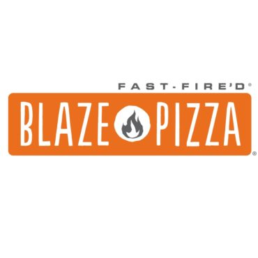 Blaze Pizza Font