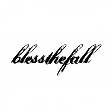 Blessthefall Font