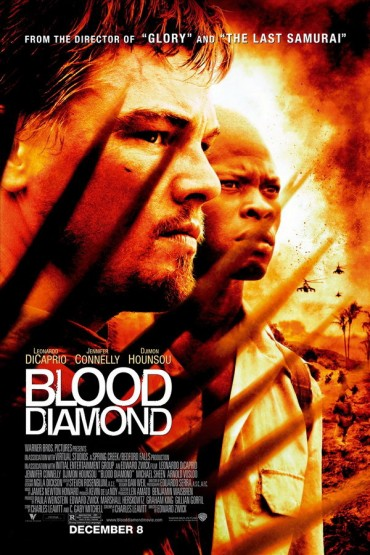 Blood Diamond Font
