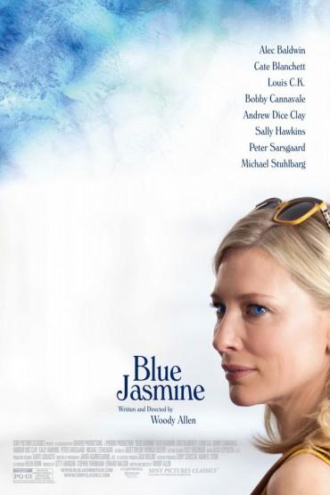 Blue Jasmine Font
