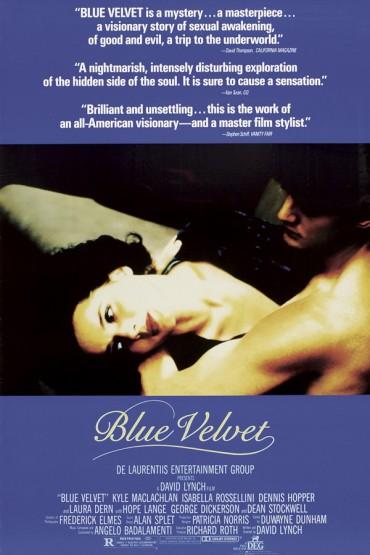 Blue Velvet Font