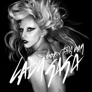 Born This Way Font