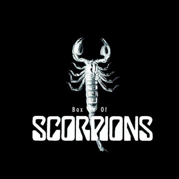 Scorpions Font And Logo