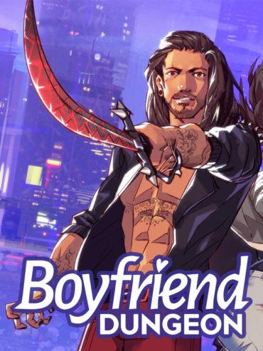 Boyfriend Dungeon Font