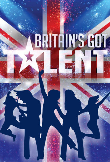 Britain's Got Talent Font