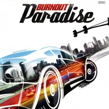 Burnout Paradise Font