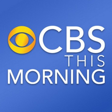 CBS This Morning Font