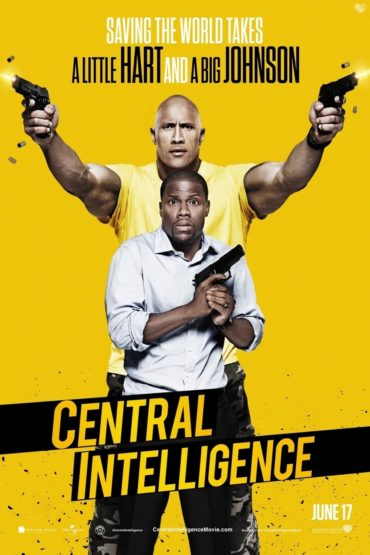 Central Intelligence Font