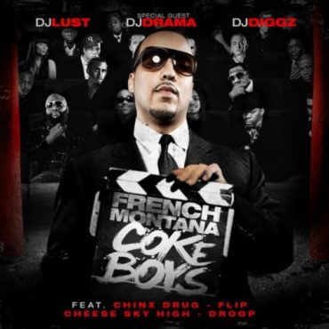 Coke Boys (French Montana) Font