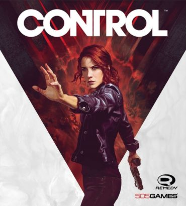 Control (video game) Font