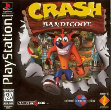 Crash Bandicoot Font