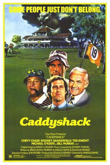 Caddyshack Font