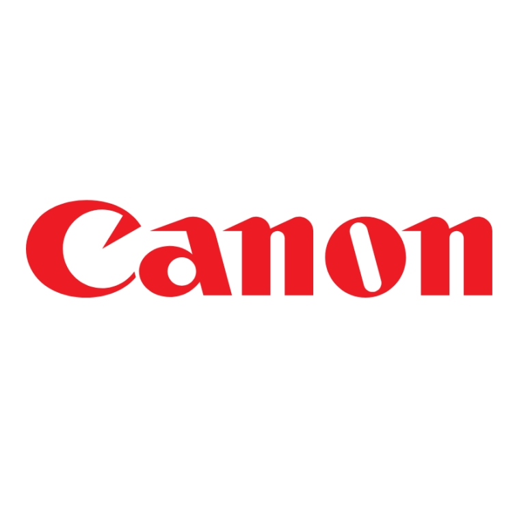 canon font and canon logo