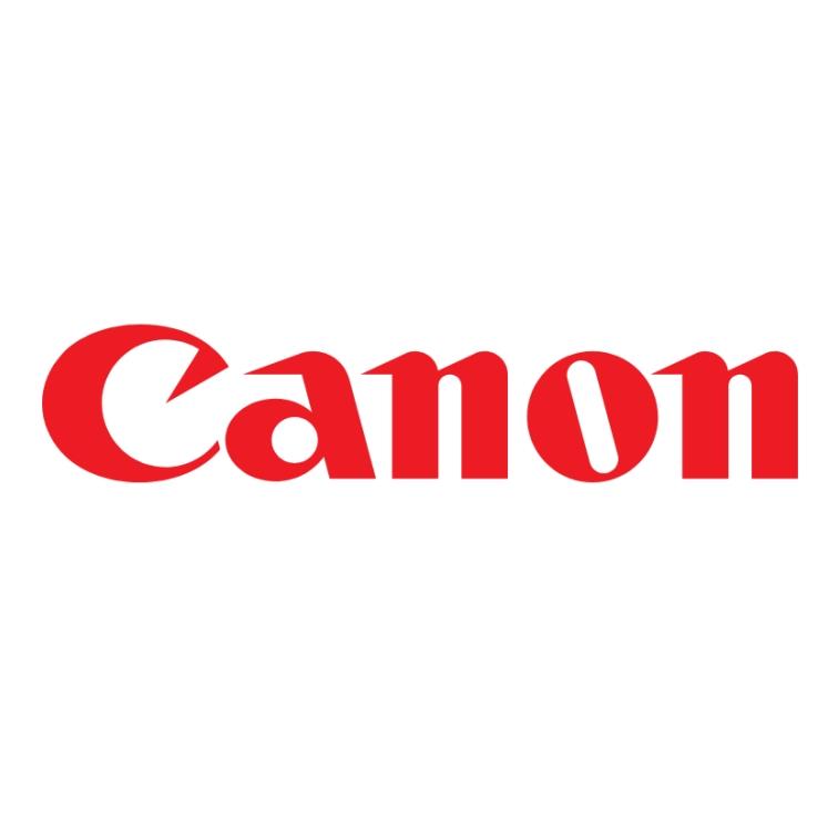 Canon Font and Canon Logo
