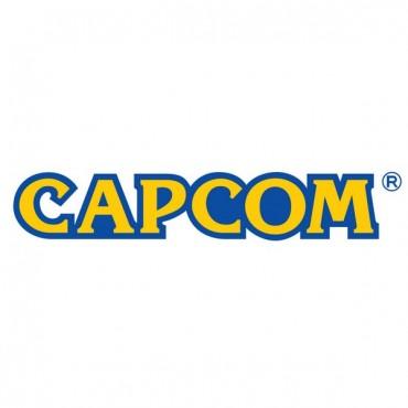 Capcom Font