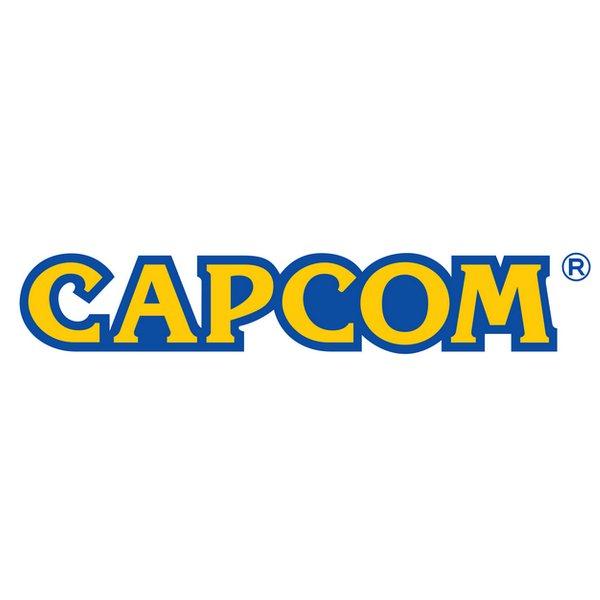 Capcom Font And Capcom Logo
