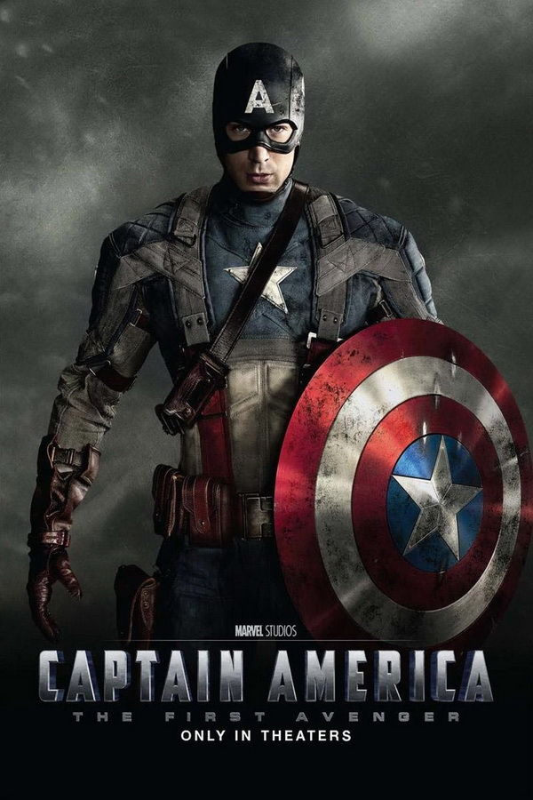 Captain america font and captain america poster captain america font toneelgroepblik Image collections