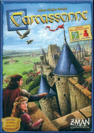Carcassonne Font