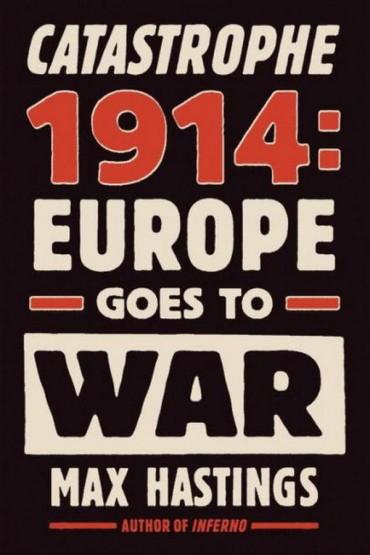 Catastrophe 1914 Font