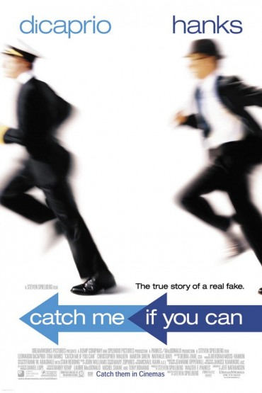 Catch Me If You Can Font
