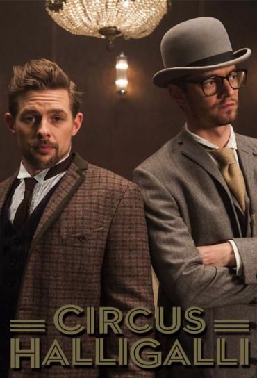 Circus HalliGalli (TV Show) Font