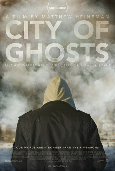 City of Ghosts Font