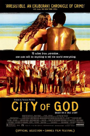 City of God Font