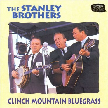Clinch Mountain Bluegrass Font