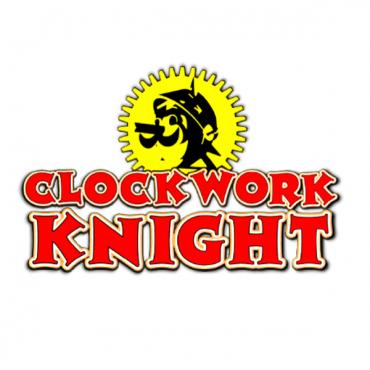 Clockwork Knight Font
