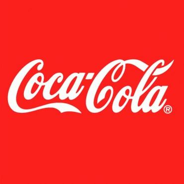 Coca-Cola-Schriftart