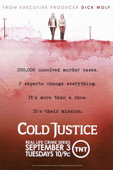Cold Justice Font
