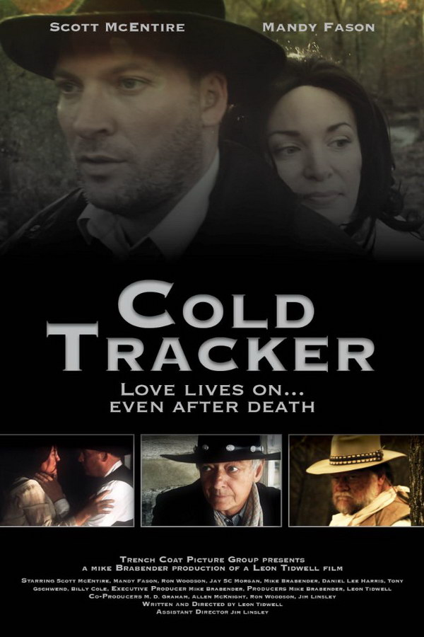 Tracker Movie Poster Cold Tracker Poster