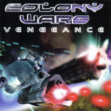Colony Wars Font