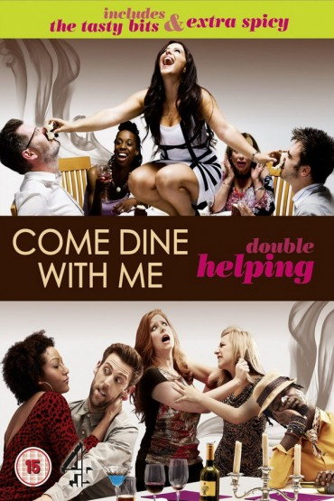 Come Dine with Me Font