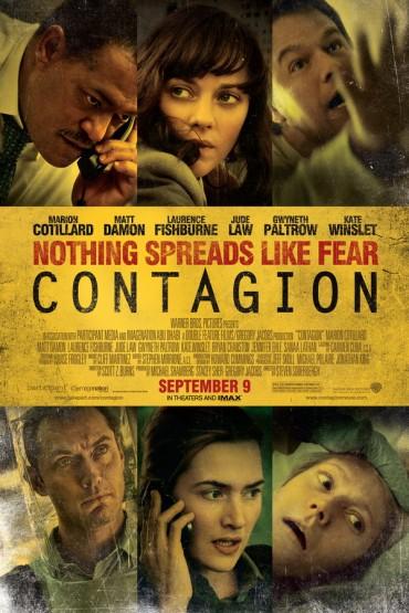 Contagion Font
