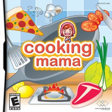 Cooking Mama Font