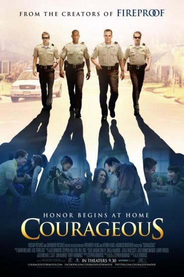 Courageous Font