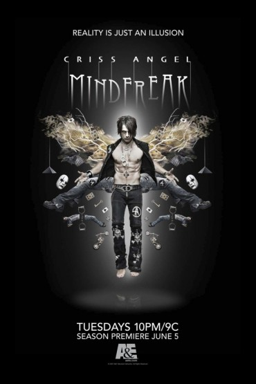 Criss Angel Mindfreak Font