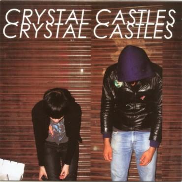 Crystal Castles Font