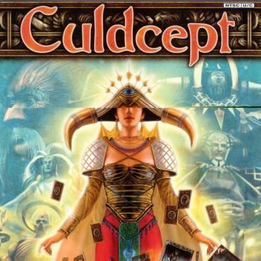 Culdcept Font