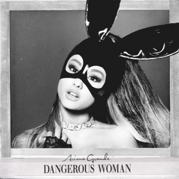 Dangerous Woman (Ariana Grande) Font