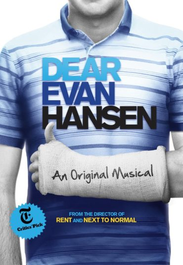 Dear Evan Hansen Font