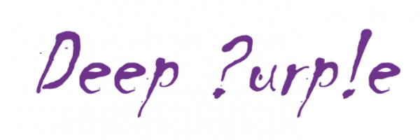 deep purple logo 3 600x200 png rh fontmeme com deep purple colour deep purple color swatch