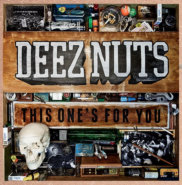 DEEZ NUTS ALBUM