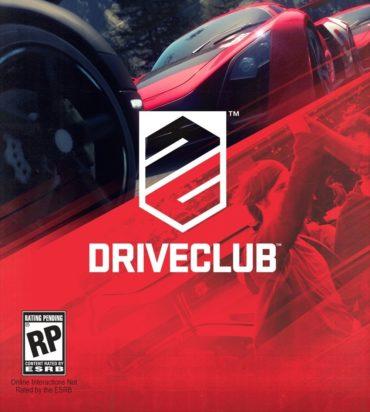 Driveclub Font