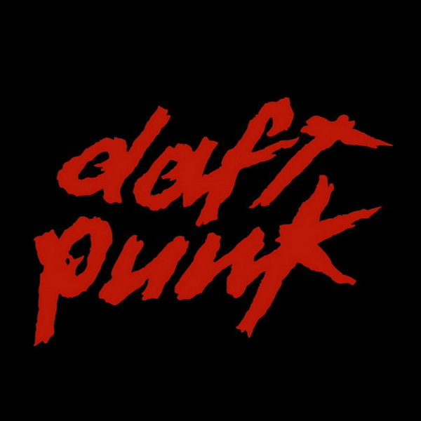 daft punk font and daft punk logo