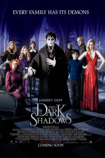 Dark Shadows Font