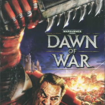 Dawn of War Font