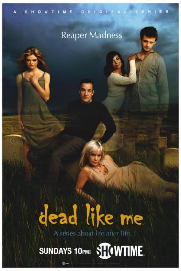 Dead Like me Font