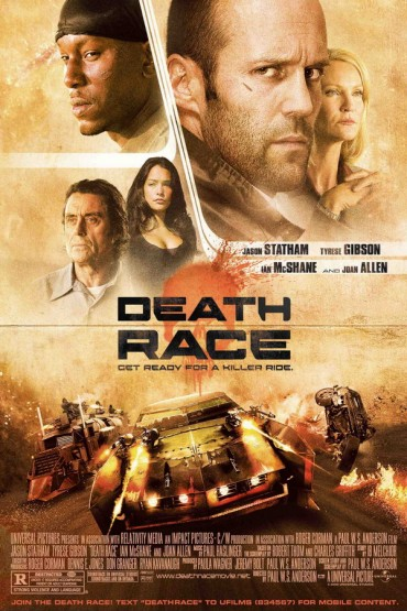 Death Race Font